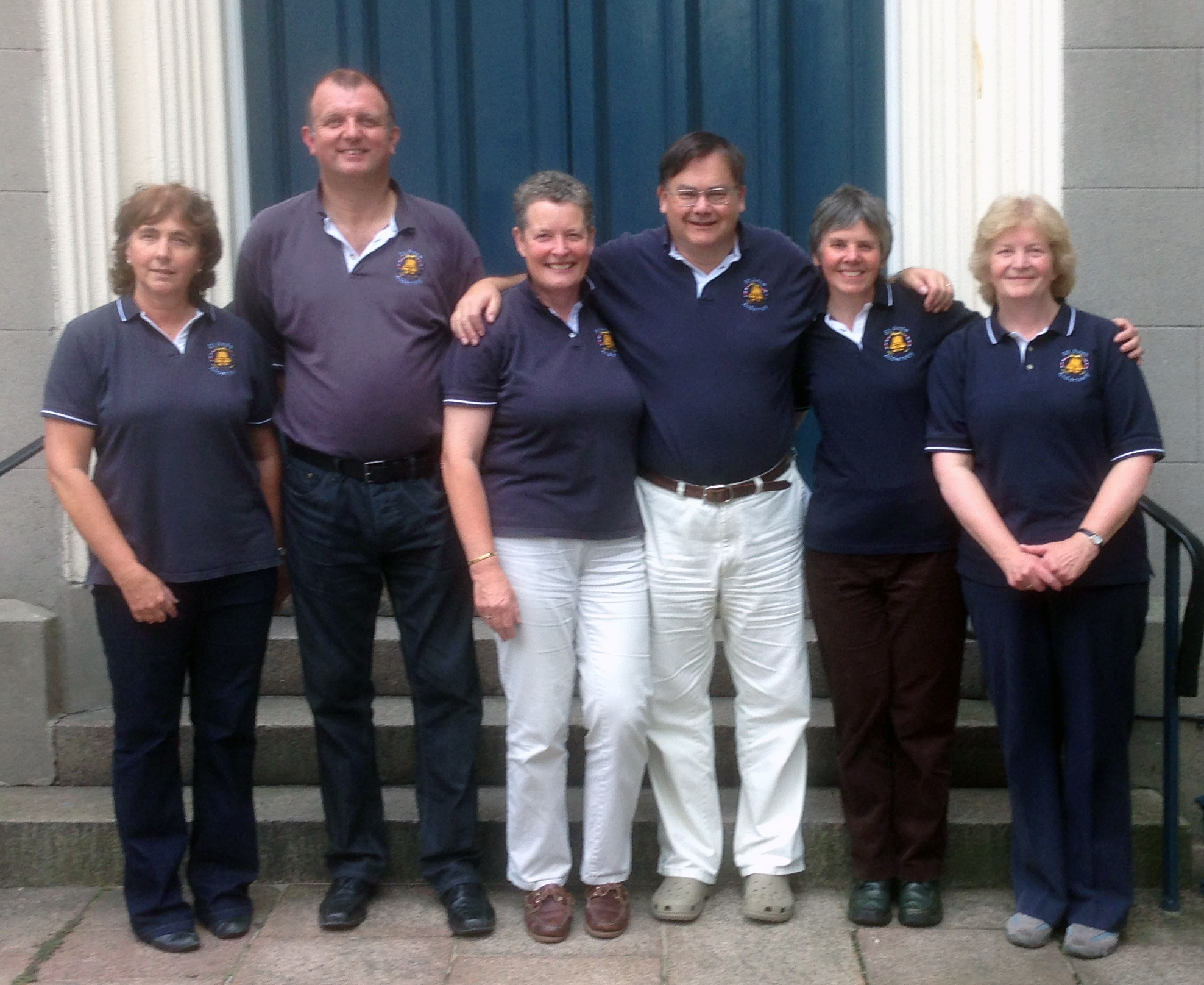 Striking Competition Team, 21-9-13 at St Marks, Jersey