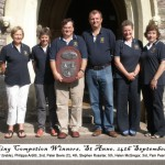 Winners of the Channel Islands 6 bell competition, 14-9-11
